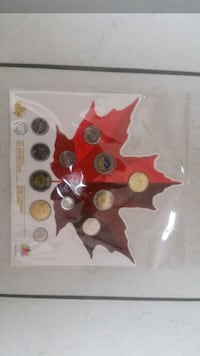 Canada 150 year royal mint coin collection Markham