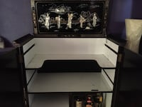 Hong Kong Mother of Pearl Hand Crafted Liquor Cabinet Laval, H7W 1L6