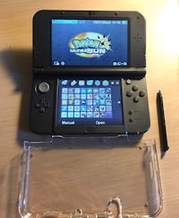 New Nintendo 3DS XL (includes lots of games + hard case) Brampton, L6T 3R5