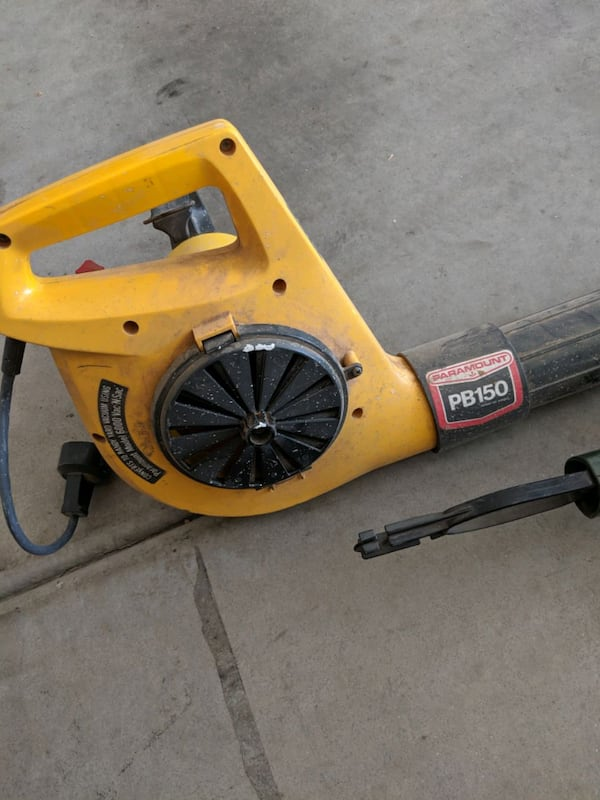 Electric Landscaping equipment a4ebdd89-6bf5-4999-9a7f-ed042536d383