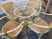 Table and Chairs for Sale.  null