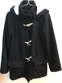 Trench coat jacket navy blue fall/winter Vancouver, V5N