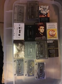 30 Music cassettes all for $10 weslaco Weslaco, 78596