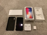 black iPhone 7 with box Olney, 20832