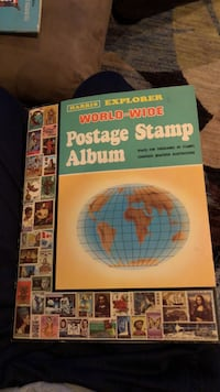 Stamps West Lafayette, 43845