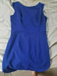 women's blue sleeveless dress Daniels, 25832
