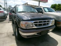 1995 FORD EXPLORER XLT Houston