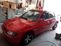 Ford escort clx 1995 model  Buca
