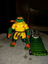 green and orange plastic toy Front Royal, 22630