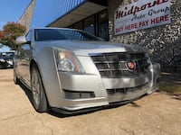 Cadillac CTS! $1500 Down!! IN HOUSE FINANCE!!! Carrollton