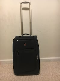 black and gray luggage bag Alexandria, 22303