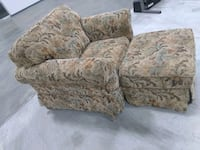 Chair/Ottoman Very Comfortable Free Delivery West Allis, 53227