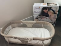 Summer infant by your side sleeper  Coquitlam, V3J 5E5