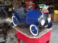 PEDAL CAR 1932 FORD Langley