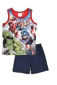 Ensemble short débardeur avangers Saint-Denis, 93200