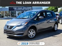 2017 NISSAN VERSA NOTE S 64720 KMS and 100% approv Oshawa