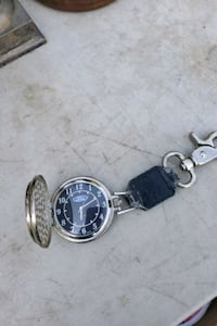 Ford pocket watch
