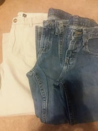 Size 8 boys pants 3 pair for $5 Manassas, 20110