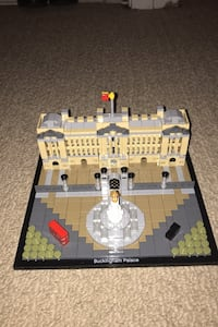 LEGO Buckingham Palace North Vancouver, V7J 3H4