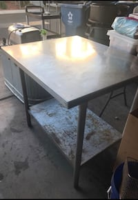 Stainless Steel Commercial Table Las Vegas, 89166
