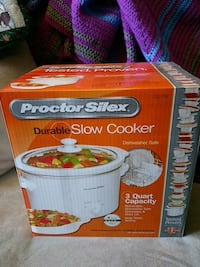 Unopened slow cooker  National City, 91950