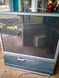 gray rear-projection TV Gainesville, 32627