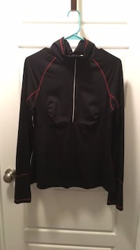 black and red zip-up jacket Eagle Mountain, 84005