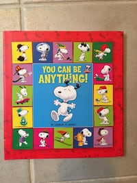 Snoopy book kids book