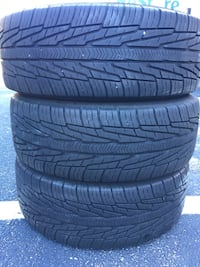 3 tires good year 215/65r16 $60  Leesburg, 20176