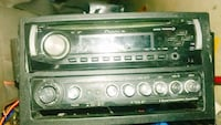 black and gray 1 din car stereo Compton, 90222
