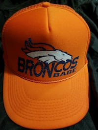 DENVER BRONCOS trucker hat Riverside, 92504