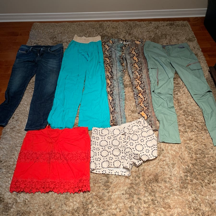 Woman's Clothing - Excellent condition!