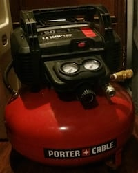 Porter Cable Electric Compressor