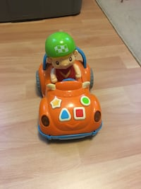Toddler Toy Car