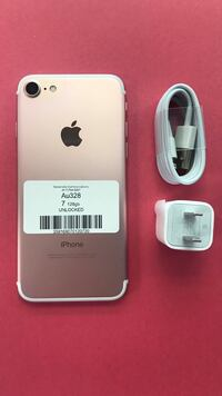 Factory Unlocked Iphone 7 128GB. Excellent Condition. Somerville, 02145