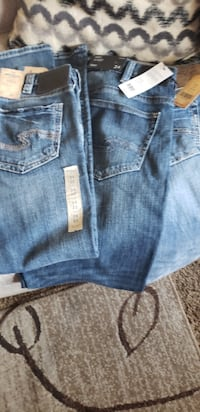 Silver jeans CHICAGO