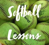 Softball lessons - all ages Mays Landing, 08330