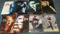 24 Complete Series (Seasons 1-8) Toronto, M4J 1K8