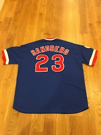 Sandberg Cubs Jersey 1984 Authentic Size 54 New York, 11221