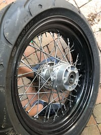 """Harley 16"""" and 17"""" wheels and tires Fairfax, 22033"""