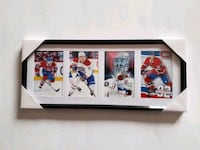 4 photos framed 4x6 of 4 Montreal Canadiens Player Laval, H7P 5V3