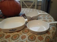 3 pc. Corning Ware set Hagerstown, 21740
