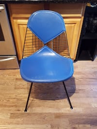 1953  bikini chairs. Excellent condition, blue