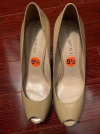 VIA SPIGA heels 9.5M Kitchener, N2E 4H1