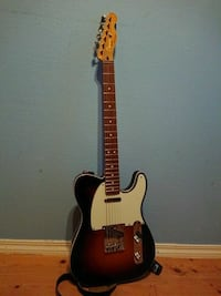 Fender telecaster by squier