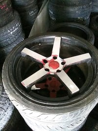 """19"""" BMW Rims And Tires Calgary, T3G 5W3"""