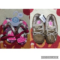 $14 for both new size 6 toddler Honolulu, 96819