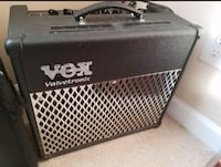 black and gray Fender guitar amplifier Charlotte, 28277