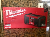 Milwaukee Jobsite Radio  Lodi, 95240