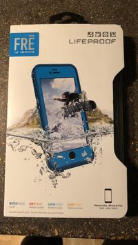 Lifeproof Fre iPhone 6 / 6S Plus Case Chicago, 60647